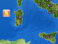 Temperature Meteo ITALIA: settimana GELIDA,  valori termici in picchiata, ecco DOVE