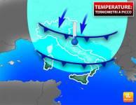 Meteo: TEMPERATURE, Termometri a Picco, vi sveliamo se il TRACOLLO è Definitivo o se tornerà il CALDO
