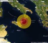 TERREMOTO in provincia di REGGIO CALABRIA, in CALABRIA, a Staiti. Magnitudo 2.7. Ecco QUI i DETTAGLI
