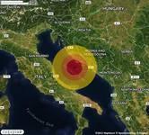 TERREMOTO su Mar Adriatico Centrale. Magnitudo 3.0. Ecco QUI i DETTAGLI