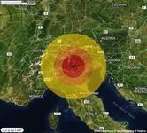 TERREMOTO in provincia di TRENTO, in TRENTINO ALTO ADIGE, a Ala. Magnitudo 3.5. Ecco QUI i DETTAGLI