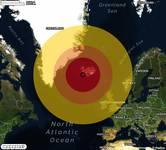 TERREMOTO ISLANDA, VIOLENTA scossa di Magnitudo 5.6 a Keflavik. Ecco QUI i DETTAGLI