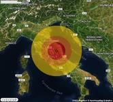 TERREMOTO in provincia di MACERATA, nelle MARCHE, a Fiordimonte. Magnitudo 3.1. Ecco QUI i DETTAGLI