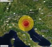 TERREMOTO in provincia di VENEZIA, in VENETO, a Eraclea Mare. Magnitudo 3. Ecco QUI i DETTAGLI