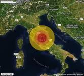 TERREMOTO in provincia di PERUGIA, in UMBRIA, a Spoleto. Magnitudo 2.8. Ecco QUI i DETTAGLI