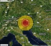 TERREMOTO in provincia di UDINE, in FRIULI VENEZIA GIULIA, a Venzone. Magnitudo 2.9. Ecco QUI i DETTAGLI