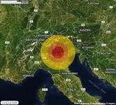 TERREMOTO in provincia di TRENTO, in TRENTINO ALTO ADIGE, a Ala. Magnitudo 2.9. Ecco QUI i DETTAGLI