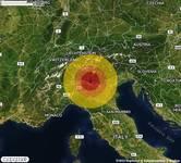 TERREMOTO in provincia di BRESCIA, in LOMBARDIA, a Caino. Magnitudo 2.7. Ecco QUI i DETTAGLI