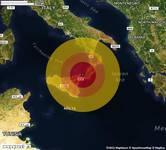 TERREMOTO nella zona di Messina (ME) con STIMA PROVVISORIA Magnitudo tra 2.8 e 3.3. A breve altri dettagli.