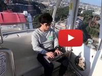 CRONACA DIRETTA VIDEO: TOKYO, Smart Working Sulla Ruota Panoramica, le IMMAGINI sono da brivido! Eccole