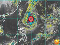 Meteo: tifone TRAMI, un mostro con venti a 250 km/h dalla traiettoria incerta. Ecco dove colpirà
