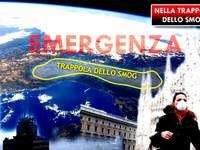 Meteo: siamo in una vera TRAPPOLA DI SMOG. Vi sveliamo le CITTA' più INQUINATE d'Italia