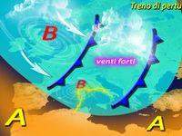 METEO - Italia sotto effetto PANTA REI, PERTURBAZIONI per altri 7 giorni. Neve e Pioggia su tante regioni [VIDEO]