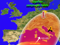 METEO / con Ugolino l'Italia entra nell'estate in anticipo! [VIDEO]