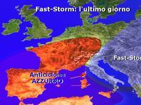 METEO - ultimo giorno di TEMPORALI, Fast-Storm pronto ad abbandonare l'Italia [VIDEO]