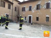TERREMOTO - Due forti scosse SCONVOLGONO nuovamente il centro ITALIA. Migliaia di SFOLLATI [VIDEO]