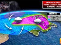 Meteo cronaca DIRETTA: PROSSIME ORE tra TEMPORALI simil- tropicali e NEVE in PIANURA. Ecco le zone COLPITE