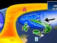 Meteo: WEEKEND di Sabato e Domenica con svolta invernale, clima più freddo. Ecco i dettagli