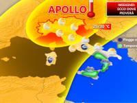 Meteo WEEKEND: ecco dove pioverà e ci saranno temporali [VIDEO]