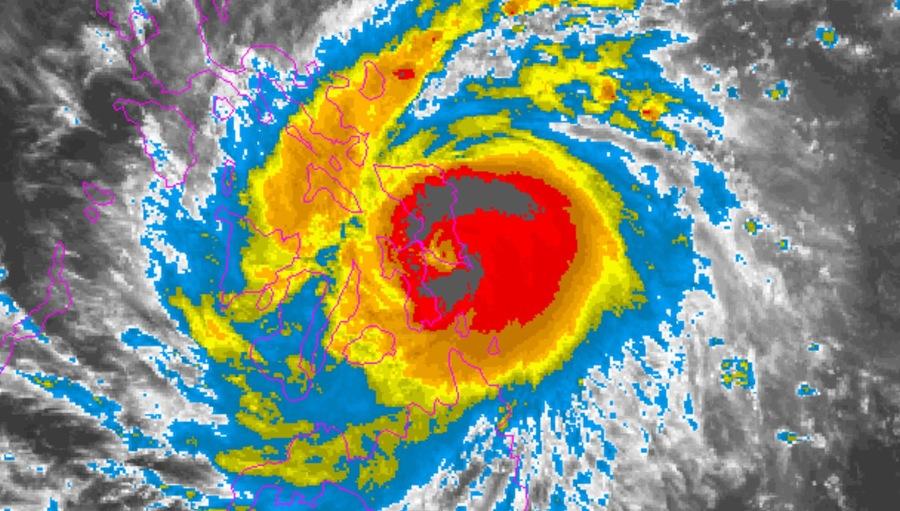 Un tifone si abbatte sulle Filippine: almeno sedici morti