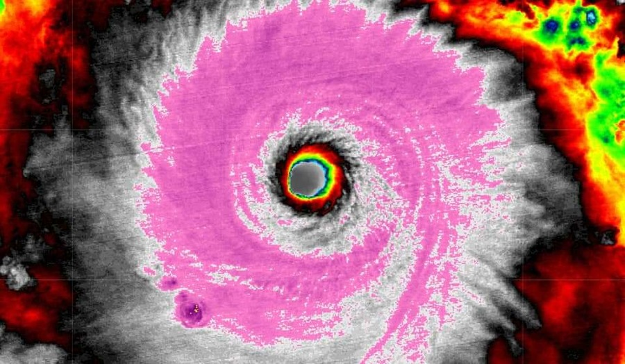 È allerta tifone nelle Filippine