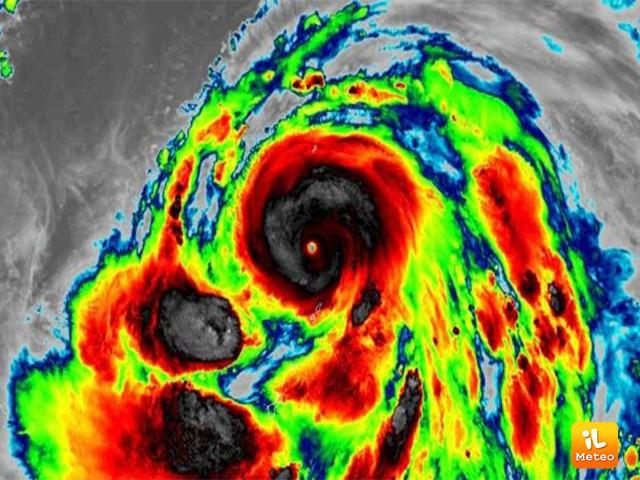Il tifone Hagibis spaventa il Giappone