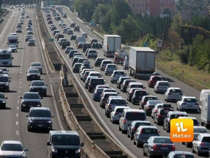 Calendario Traffico Autostrade Estate 2019.Meteo Traffico Vacanze In Corso Ecco Le Tratte I Giorni