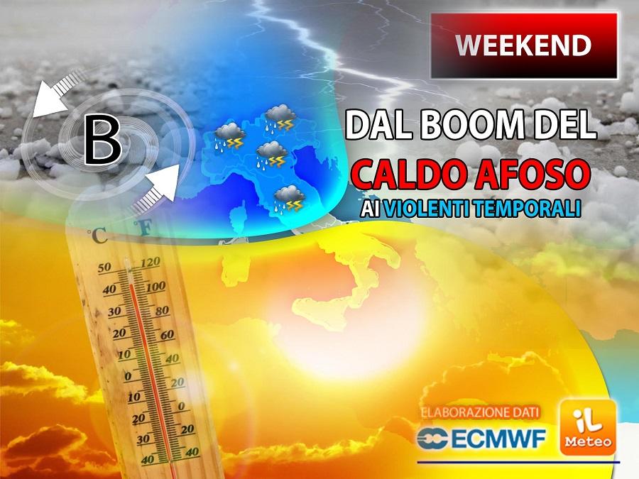 Meteo, le previsioni in Campania di mercoledì 9 giugno