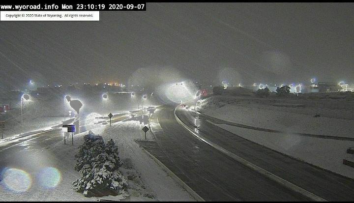 Ora un Casper (Wyoming)