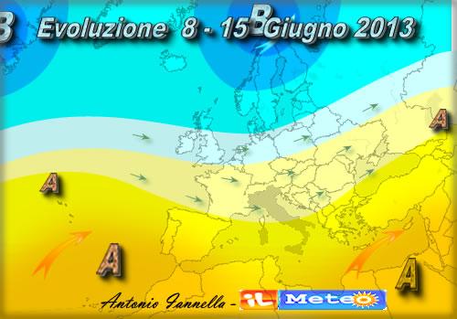 Immagine 1, tendenza 1 - 7 giugno 2013