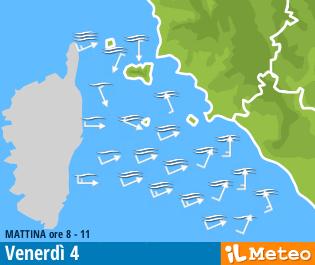 meteo mare toscana elba