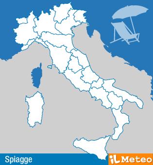 Meteo mare previsioni marine per le citt costiere - Il meteo bagno di romagna ...