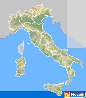 Meteo Italia Cartina.Previsioni 8101 Comuni Italiani Il Meteo It